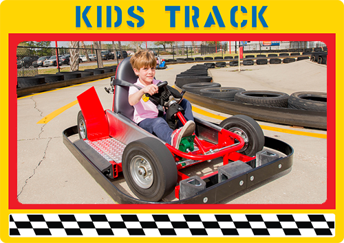Must Be 54 To Drive Speed Kart 48 Jr And 60 Family 40 47 A Passenger In Kids Track