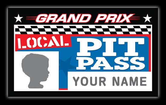 Local Pit Pass