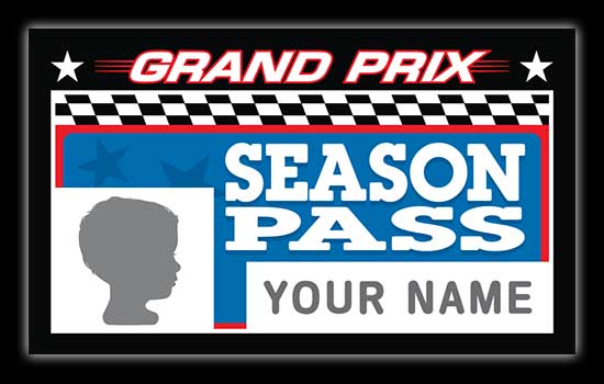 Broadway Grand Prix Season Passes