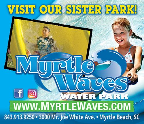 Myrtle Beach Waves Promo Code